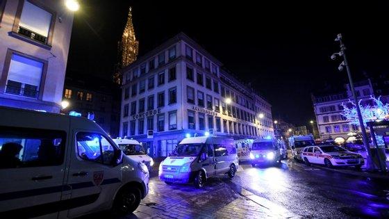 O tiroteio ocorreu na terça-feira em Estrasburgo, França