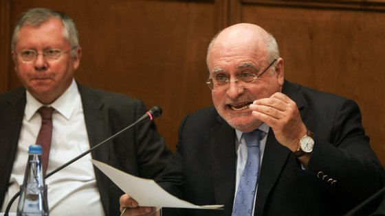 O ministro da Agricultura, Florestas e Desenvolvimento Rural, Capoulas Santos.