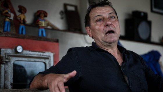 O ex-militante de esquerda Césare Battisti foi condenado em Itália por quatro homicídios