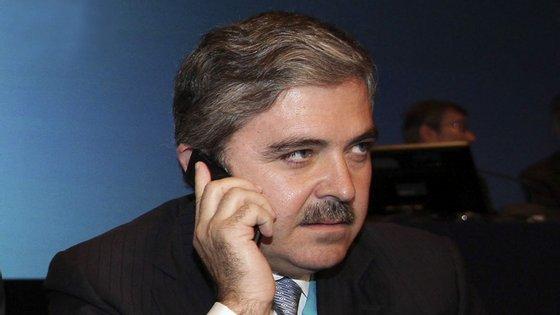 Amílcar Morais Pires, ex-administrador financeiro do BES.