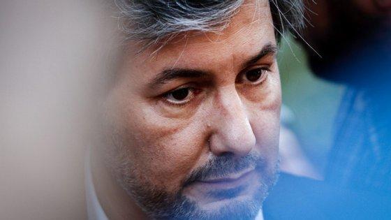 Bruno de Carvalho não foi à Assembleia Geral, explicou o porquê da decisão e fez um mea culpa assumindo alguns erros