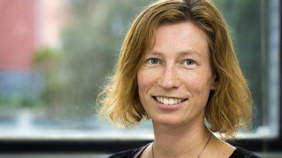 Claudia Bank, investigadora no Instituto Gulbenkian de Ciência