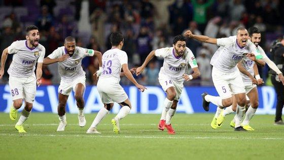 Al Ain, que no sábado vai disputar o título, é o quarto clube de fora da Europa e da América do Sul a jogar a final de um Mundial