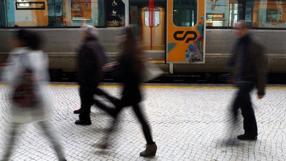 A transportadora estima também perturbações na circulação dos comboios no dia 26 de dezembro