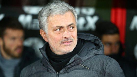 """Mourinho prometeu que nunca o ouvirão a falar das """"muitas coisas boas"""" e do """"menos bom"""" que passou em Old Trafford"""
