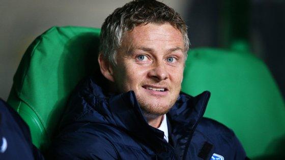O norueguês de 45 anos foi o escolhido para orientar de forma interina o Manchester United depois da saída de José Mourinho