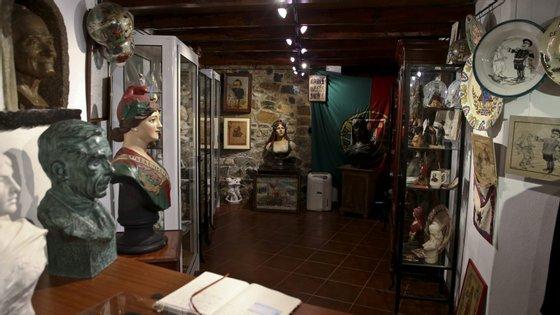 Museu da República e da Maçonaria, em Pedrógão Grande