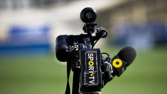 A Sport TV é acusada de não permitir a venda individualizada de serviços e de discriminar favoravelmente os clientes da NOS