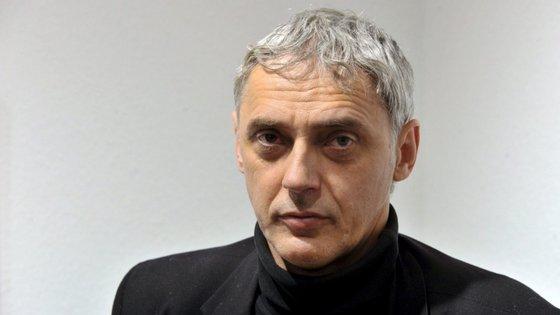O coreógrafo de origem húngara Josef Nadj está radicado em França há mais de 30 anos