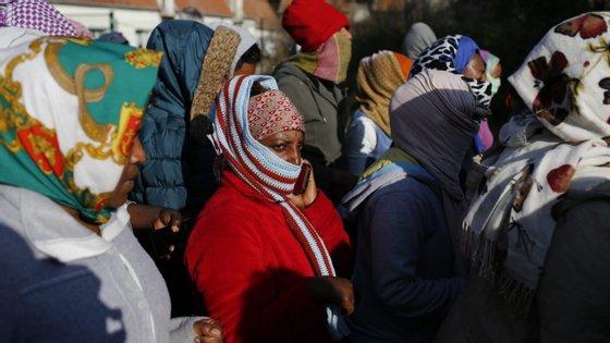 As tentativas de travessia no Canal da Mancha têm vindo a multiplicar-se desde outubro passado. Só no dia 25 de dezembro, 40 pessoas foram resgatadas ao largo de Pas-de-Calais, na costa francesa do canal