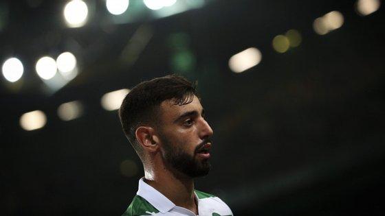 Bruno Fernandes chegou ao Sporting no verão de 2017 e não demorou a assumir um papel de relevo na equipa verde e branca