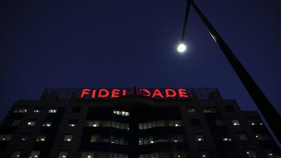 Edifício da seguradora Fidelidade, em Lisboa