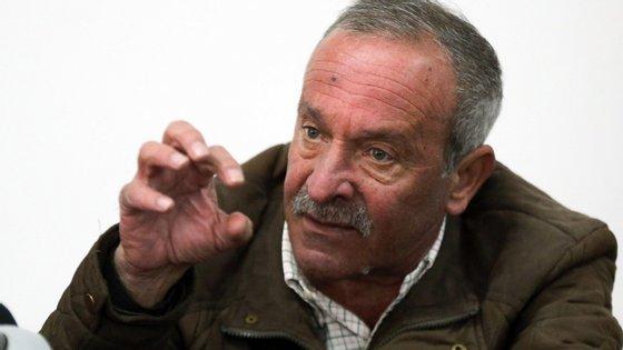 António Anselmo é presidente da Câmara Municipal de Borba desde 2005