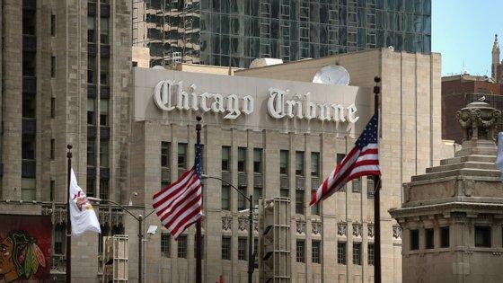 Os jornais do grupo Tribune Publishing foram afetados por um ataque informático
