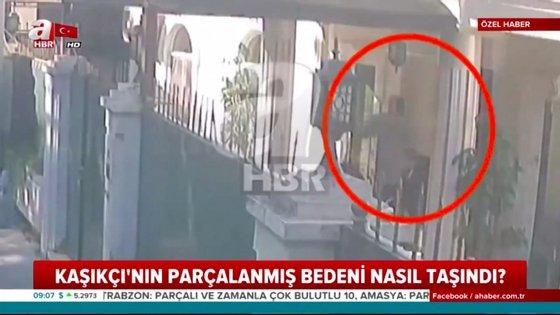 Até esta manhã de segunda-feira, as autoridades turcas não fizeram comentários sobre as imagens