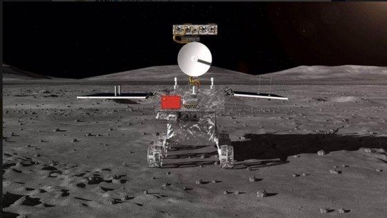 A sonda Chang'e 4, que é o nome da deusa chinesa da Lua, pousou no satélite natural da Terra às 10:26 em Pequim (3:26 em Lisboa)
