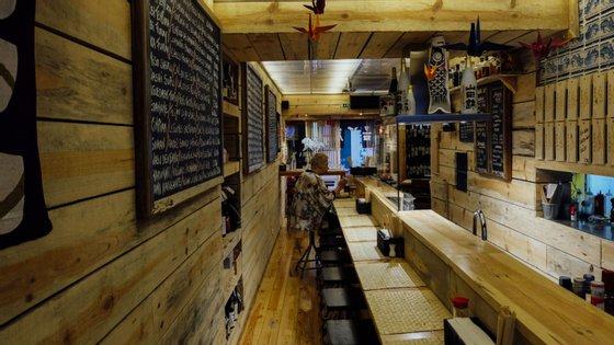 O restaurante Izakaya Tokkuri vai ser o palco desta série de jantares exclusivos e de tempo limitado.