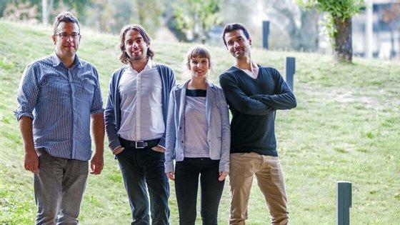 A CoolFarm foi fundada em 2014 porEduardo Esteves, João Igor, Liliana Marques e Gonçalo Cabrita