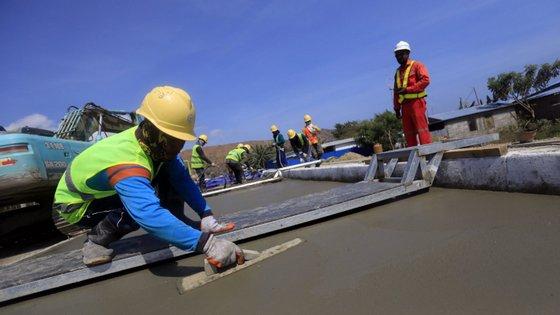 Os custos de construção de habitação nova aumentaram 2,7% em novembro