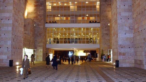 Centro Cultural de Belém, em Lisboa