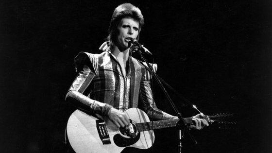 David Bowie marcou gerações com as suas músicas