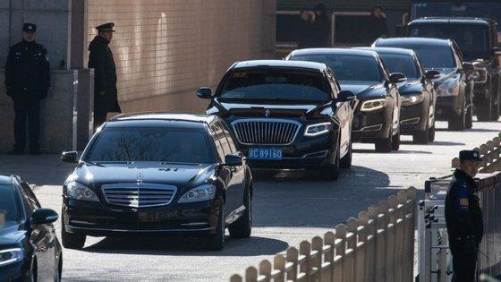 Kim Jong-un faz nova visita surpresa à China