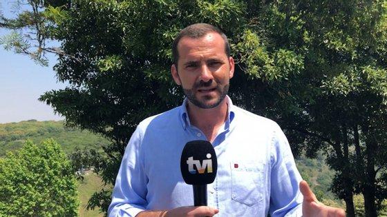 """Bruno Caetano é repórter do """"Você na TV!"""", o programa das manhãs da TVI"""