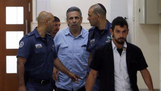 Gonen Segev vai cumprir 11 anos de prisão