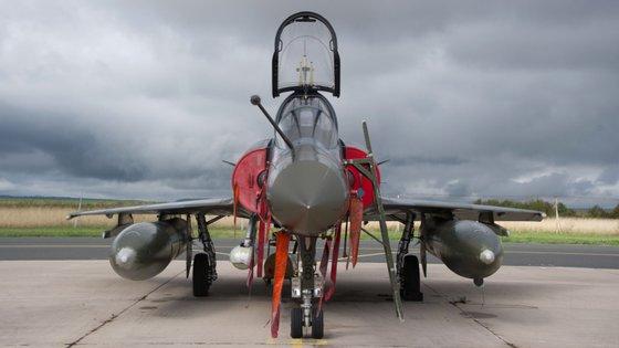 Mirage 2000D é um avião de caça francês