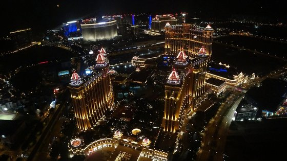 O levantamento de grandes quantias de dinheiro seria jogado nos casinos de Macau
