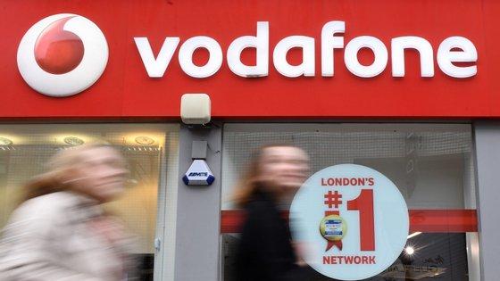A Vodafone Espanha tem cerca de 5.100 trabalhadores no país