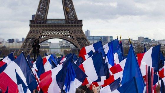 """A prefeitura da região parisiense sublinhou que a zona registou """"um aumento de 45% no número de requerentes de asilo"""" em 2018"""