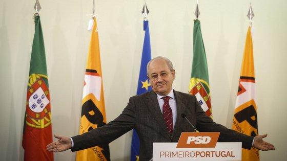 Rui Rio coloca em dúvida a recondução de Paulo Rangel na lista do PSD às europeias