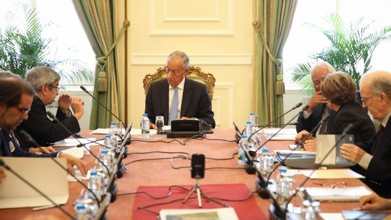 Esta é a décima primeira reunião do órgão político de consulta do Presidente da República convocada por Marcelo Rebelo de Sousa desde que assumiu a chefia do Estado, em março de 2016
