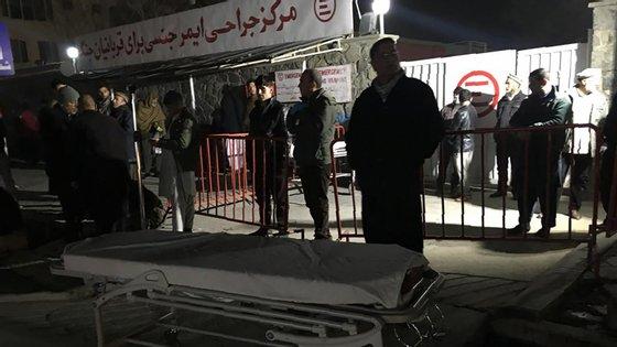O ataque ocorreu junto a um complexo, conhecido como Green Village, que durante vários anos foi ocupado por funcionários das diferentes agências das Nações Unidas presentes em Cabul
