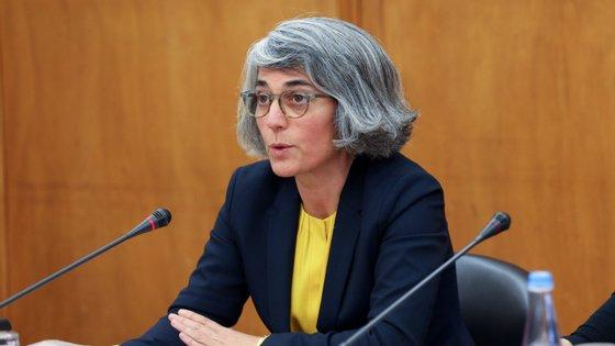 A ministra da Cultura, Graça Fonseca, falava na Comissão de Cultura, Comunicação, Juventude e Desporto, na sua primeira audição regimental sobre a política cultural