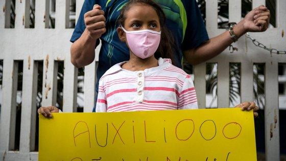 Crise hospitalar na Venezuela aumentou
