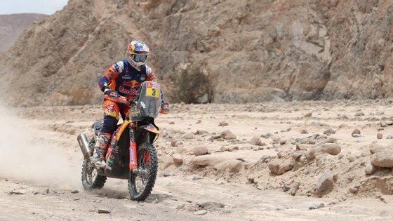 O rali Dakar chega ao fim na quinta-feira, em Lima