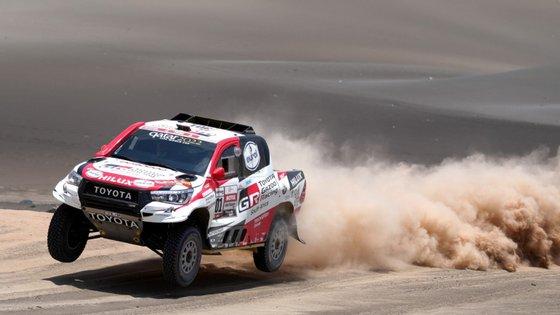 A edição de 2019 do rali todo-o-terreno Dakar terminou em Lima