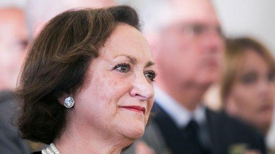 A antiga procuradora-geral da República é uma das novas confirmações das Conferências do Estoril, que se realizam de dois em dois anos