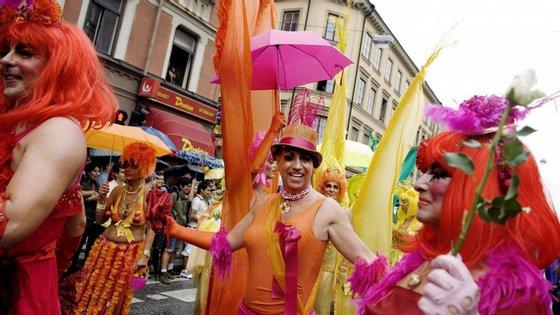 EuroPride é o maior evento de celebração do orgulho gay na Europa