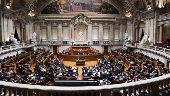 O  diploma do PAN com caráter de proibição dos microplásticos baixou a comissão sem votação na generalidade