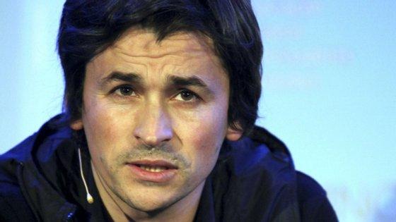 Rui Faria, foi treinador adjunto de José Mourinho no Real Madrid