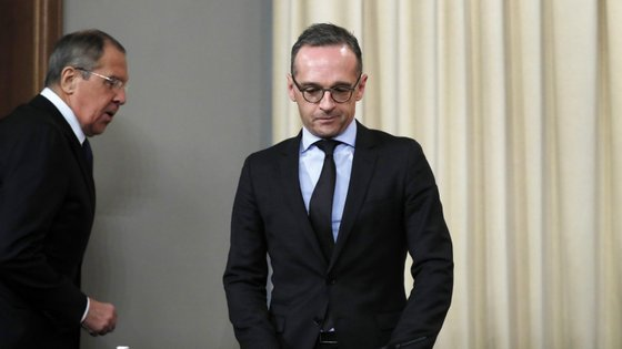 Heiko Maas, ministro dos negócios estrangeiros da Alemanha