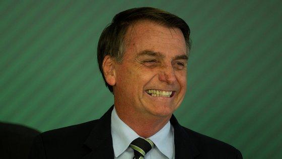 Desde a campanha presidencial, Bolsonaro tem assinalado a sua intenção de aproximar o Brasil de Israel