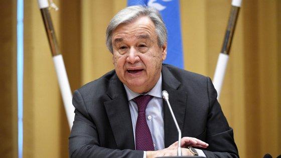 O secretário-geral da ONU, António Guterres, instou as autoridades da Colômbia a levarem a tribunal os responsáveis pelo ataque