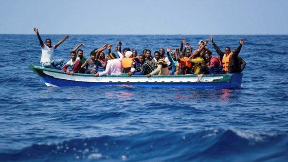 Em 2018, Espanha tornou-se na principal rota marítima para a Europa e perspetiva-se, neste princípio de 2019, como a principal porta de entrada de migrantes para a Europa