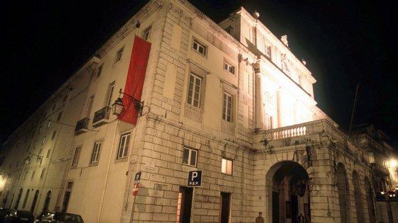 Alceste estará em exibição no S. Carlos até do dia 27
