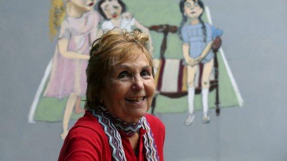 A exposição de Paula Rego no Museu de l'Orangerie, em Paris, recebeu cerca de 2.350 pessoas por dia
