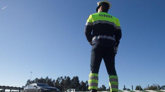 """Fonte do CDOS disse que a """"autoestrada não está cortada e o trânsito está a fazer-se sem dificuldades"""""""